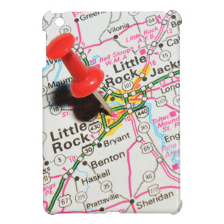 Little Rock, Arkansas Case For The iPad Mini