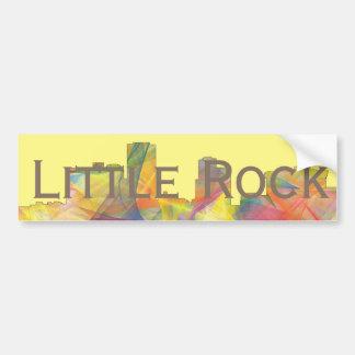 LITTLE ROCK,ARKANSAS SKYLINE WB1 - BUMPER STICKER