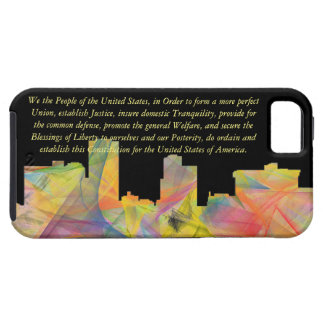 LITTLE ROCK,ARKANSAS SKYLINE WB1 - iPhone 5 COVERS