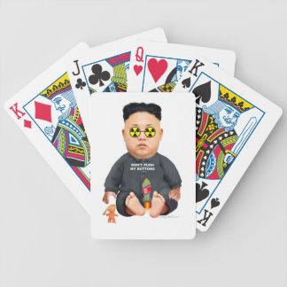 Little Rocket Man Bicycle® Poker Playing Cards
