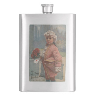 "Little Romeo ""To My Valentines"" Hip Flask"