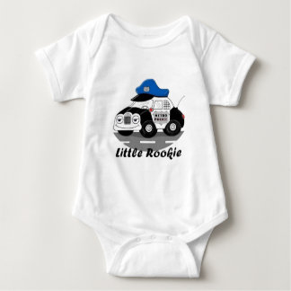Little Rookie Baby Bodysuit