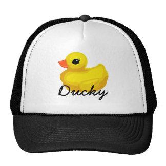 """""""Little Rubber Ducky"""" Cap"""