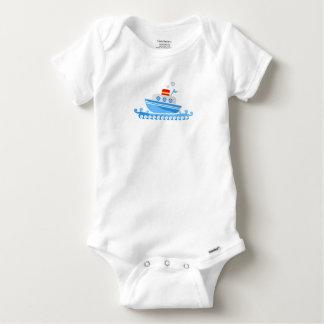 Little Sailor Baby Onesie