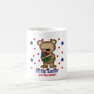 Little Sailor Like Daddy Mug