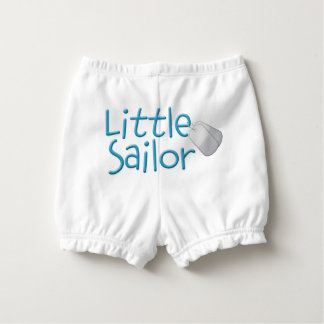 Little Sailor Nappy Cover