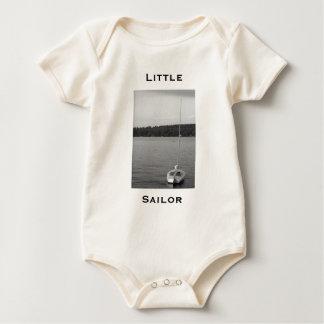 Little Sailor Organic Baby Bodysuit