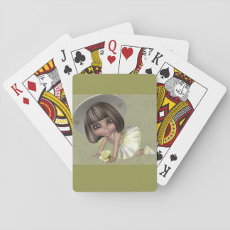 Little Sally playing card