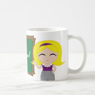 little SCHOOL TEACHER thank you gift mug 5