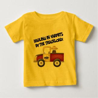 Little Sheriff Baby T-Shirt
