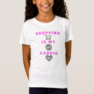 Little Shopping Diva T-Shirt