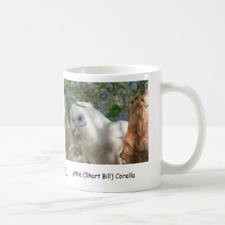 Little Short Bill Corella Coffee Mug