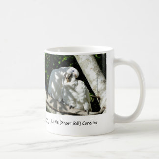 Little (Short Bill) Corellas Coffee Mug