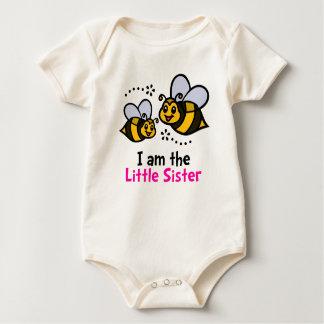 Little Sis Bee Baby Bodysuit