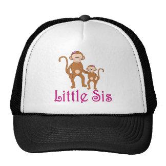 Little Sis Cute Monkeys.png Mesh Hat