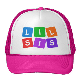 Little Sis hats