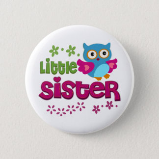 Little Sister 6 Cm Round Badge