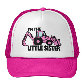 Little Sister Backhoe Cap