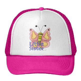Little Sister Butterfly Trucker Hats