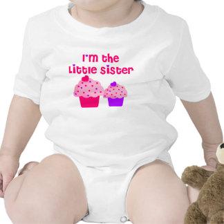 Little Sister cupcake Tshirts