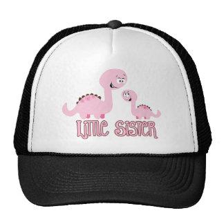 Little Sister Dinosaur Trucker Hat