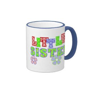 Little Sister Flowers Mugs