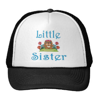 Little Sister Fluffy Pup 5 Cap