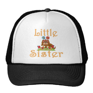 Little Sister Fluffy Pup 6 Cap