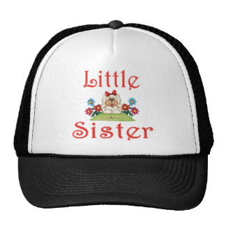 Little Sister Fluffy Pup 7 Cap