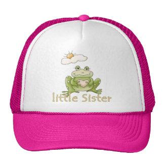 Little Sister Frog Trucker Hat