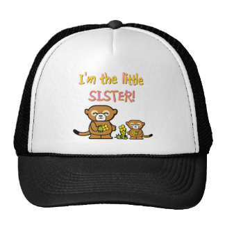 Little Sister Trucker Hats