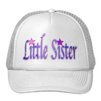 little.sister mesh hats