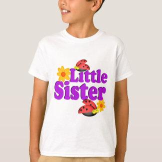 Little Sister Ladybug Tee Shirt