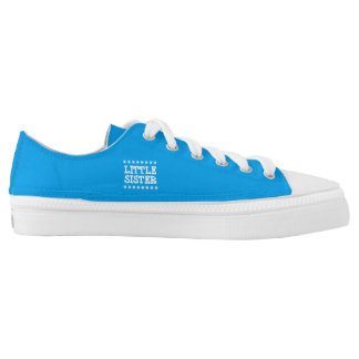 LITTLE SISTER LOW TOPS