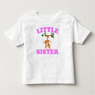Little Sister Monkey Toddler T-Shirt