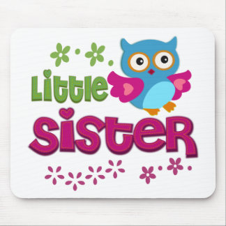 Little Sister Mouse Pads