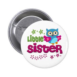 Little Sister Pinback Button