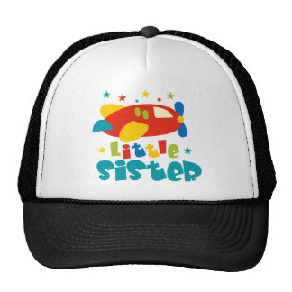 Little Sister Plane Cap