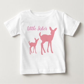 Little Sister Vest Baby T-Shirt