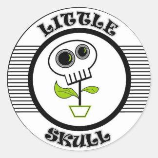 LITTLE SKULL STICKER
