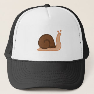 Little Snail Trucker Hat