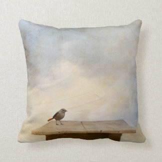 Little Sparrow visitor Cushion
