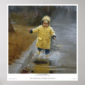 Little Splasher Poster