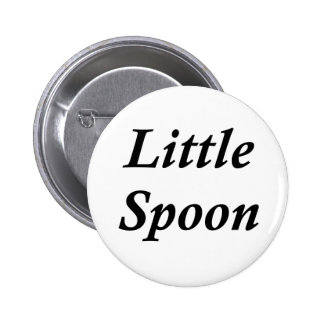 Little Spoon 6 Cm Round Badge