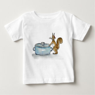little squirrel baby T-Shirt