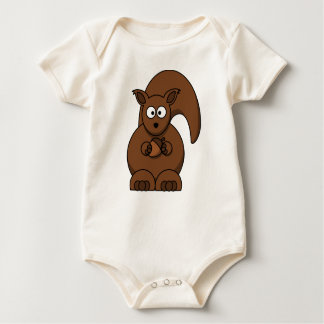 Little Squirrel creeper for new babies