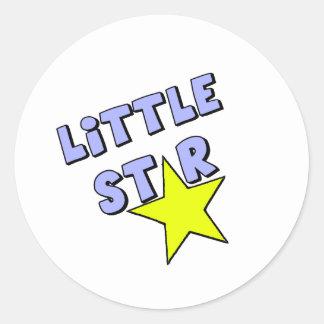 Little Star Blue Sticker