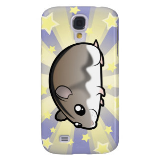 Little Star Dwarf Hamster Galaxy S4 Cover