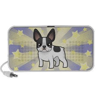 Little Star French Bulldog iPhone Speaker