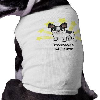 Little Star French Bulldog Shirt